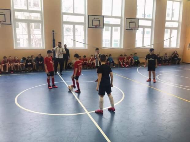 Дети из Выхина-Жулебина заняли призовые места в соревнованиях по мини-футболу