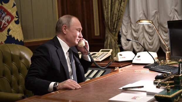 Путин поделился с Эрдоганом впечатлениями от встречи с президентом США