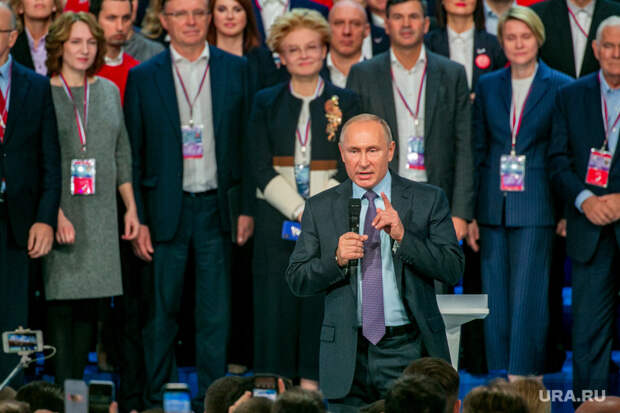 Кампания вГосдуму определила правила выборов президента