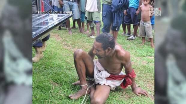 Черный Иисус тебя любит, поэтому изнасилует исъест: жуткая история папуасского пророка