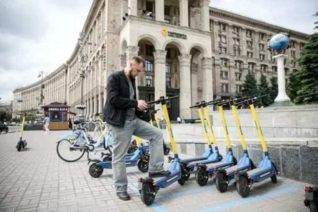 Киев вошел в топ-10 мировых столиц по уровню развития шеринговой экономики