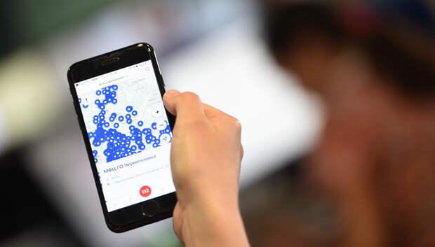 Около 60 тыс человек установили мобильное приложение системы‑112 в Подмосковье
