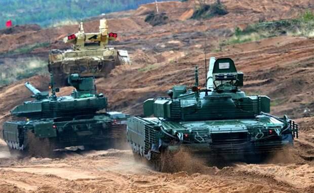 Агрессивные «защитники Европы» отовсюду поперли на российский танковый рожон