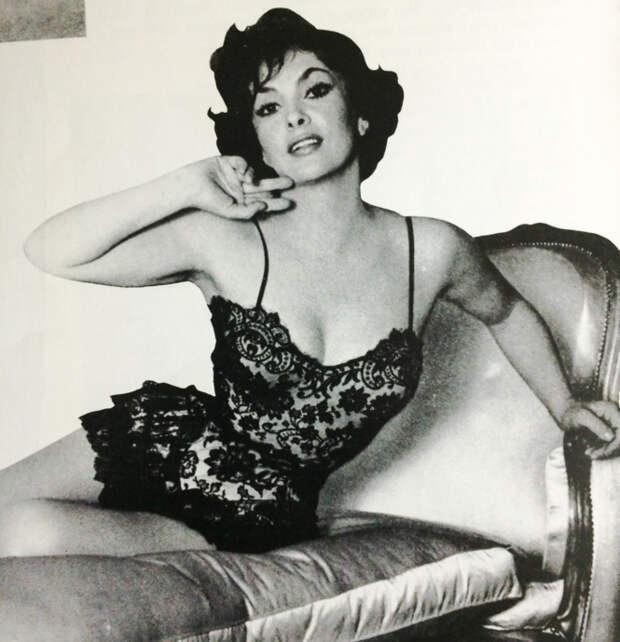 Секс-символ недели: Джина Лоллобриджида