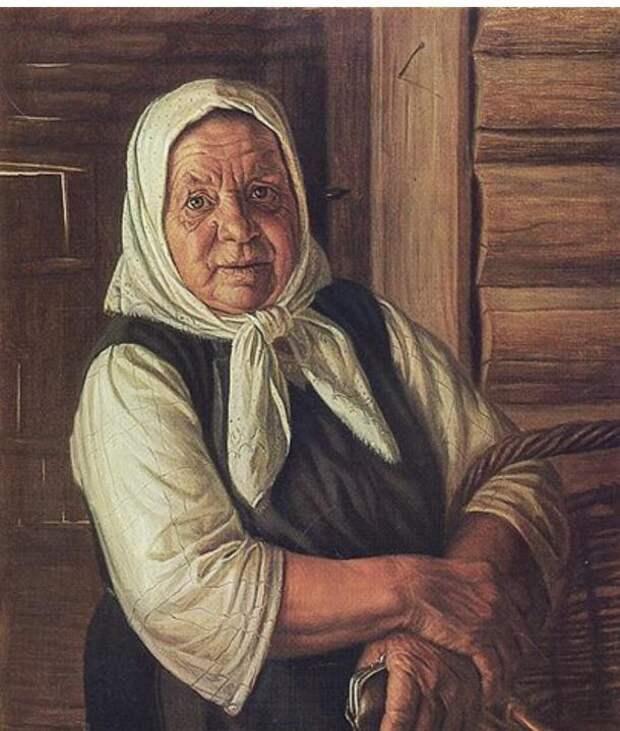 Баба Валя ( быль )