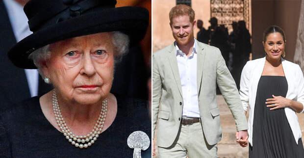 Принц Гарри вернулся в США, не дождавшись дня рождения Елизаветы II