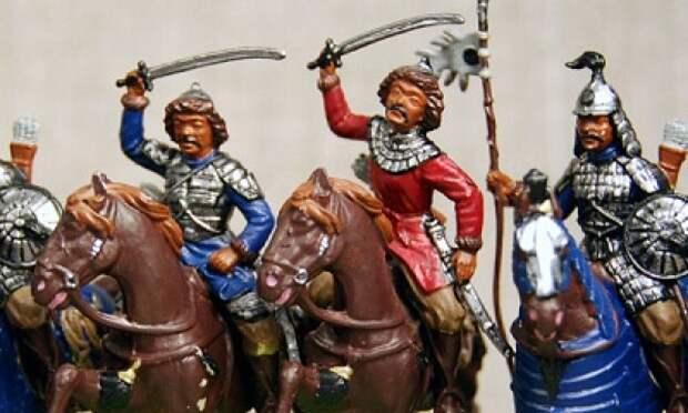 Типичные монгольские сабли. история, монголы