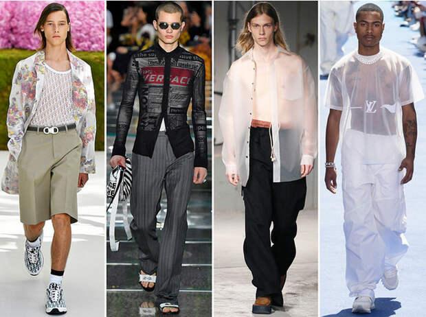 15 популярных мужских модных трендов, которые должны исчезнуть