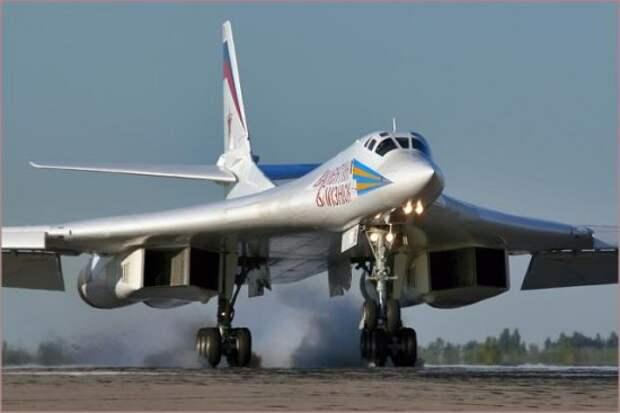 «Белый лебедь». 10 фактов о самом мощном бомбардировщике России