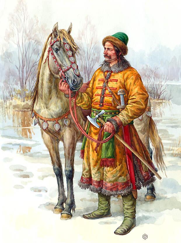 warrior-kievan-rus-3