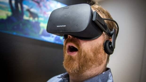 Стало известно, когда выйдут в продажу очки виртуальной реальности от Facebook