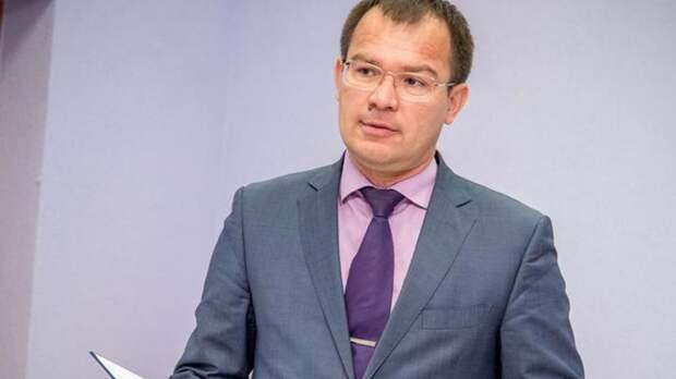 Задержан министр строительства Башкирии Рамзиль Кучарбаев