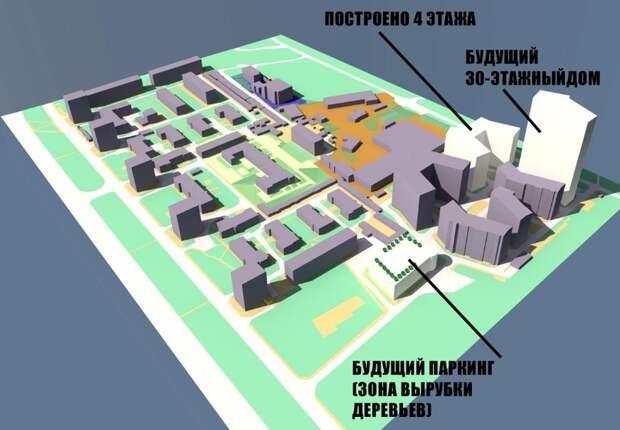 Небизнес-класс: как дочь экс-губернатора Ростовской области застраивает рощу