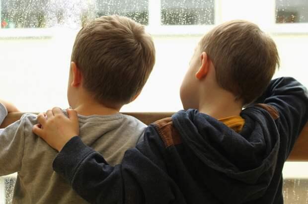 Два малыша погибли после падения из окна квартиры в Ростовской области