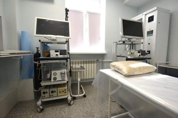 Новое оборудование в севастопольской поликлинике позволит выявлять рак на ранней стадии