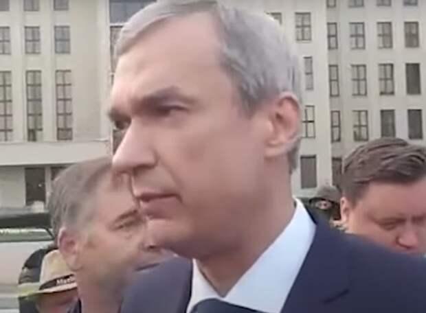 В Белоруссии вошедший в координационный совет оппозиции экс-министр пожаловался на угрозы