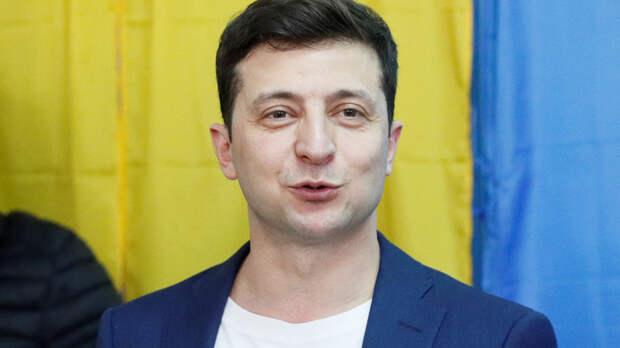 Украинцы высмеяли Зеленского