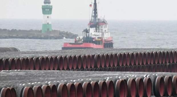 США угрожают компаниям из ЕС санкциями из-за «Северного потока — 2»