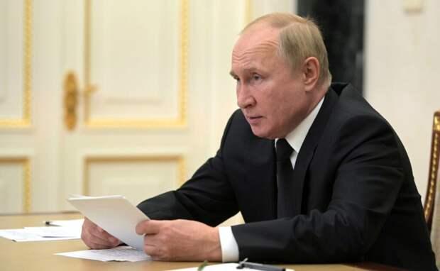 Путин призвал судей ОИ-2020 объяснить оценки по художественной гимнастике