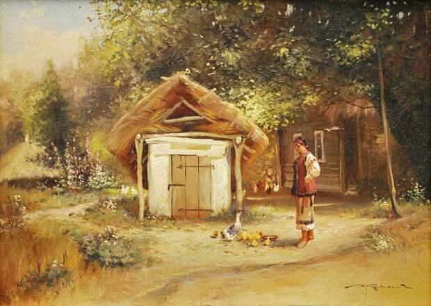 Любовные забавы в украинских селах 3 века назад: терки, секеляние, притулы…
