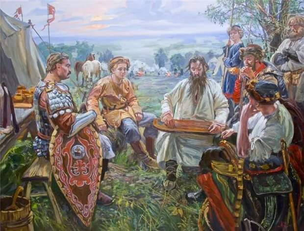 Гусли и Православие