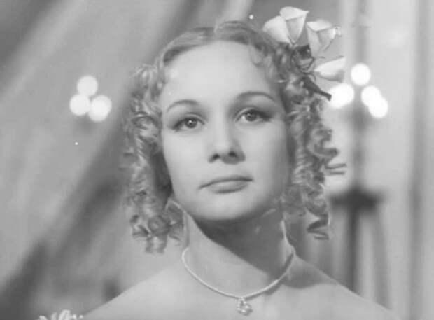 Ия Арепина в фильме *После бала*, 1961 | Фото: kino-teatr.ru