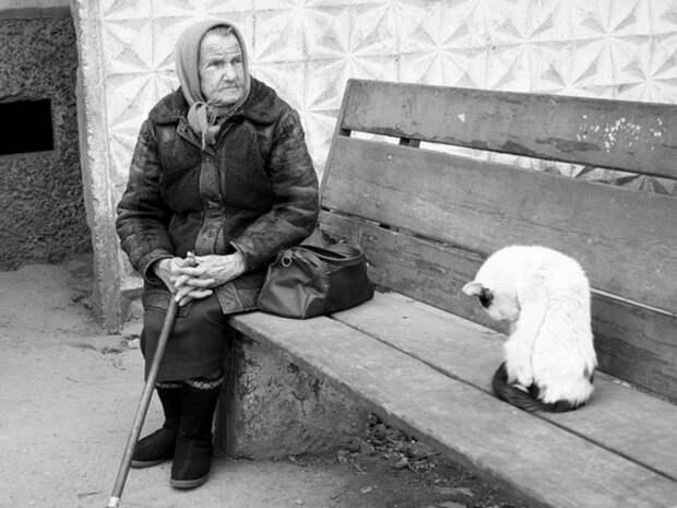 Олег Козырев. От стариков требуют жертв те, кто сам на жертвы идти не собирается