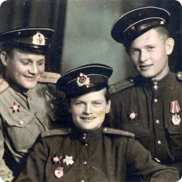 Необычные подвиги советских людей в военные годы