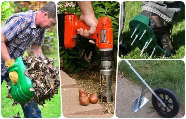 10 девайсов, которые понадобятся дачникам этой весной Садовод, дача, инструменты, полезно, фото