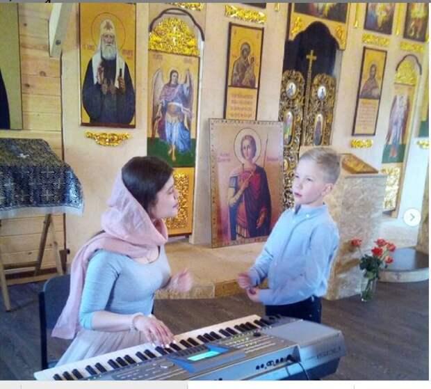 В храме на Золоторожском начались бесплатные занятия пением для детей