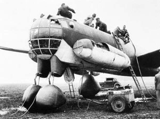 17 полетов секретного «Юнкерса»