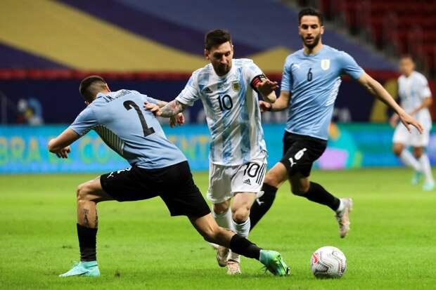 «Очень важная победа». Месси – о матче с Уругваем (видео)