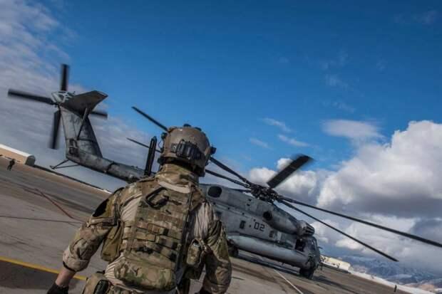 Западная пресса рассказала о сценарии операции спецназа США против китайской инфраструктуры в вымышленной стране Наруву