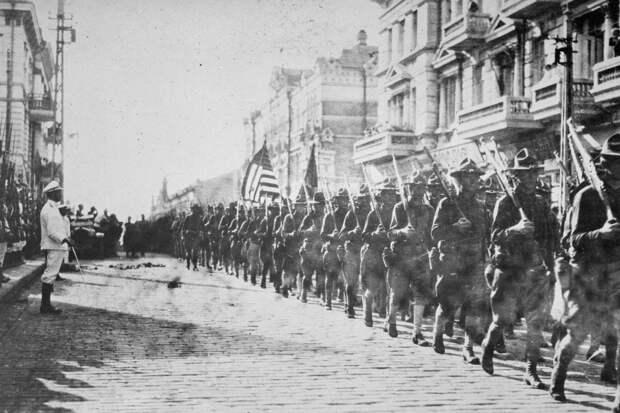 Владивосток: Сегодня и 100 лет назад