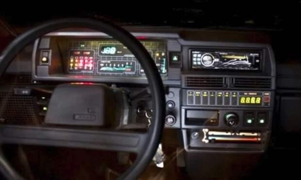 Как АвтоВАЗ пытался сделать электронную панель приборов авто, автоваз, автомобили, ваз, лада, панель приборов, технологии