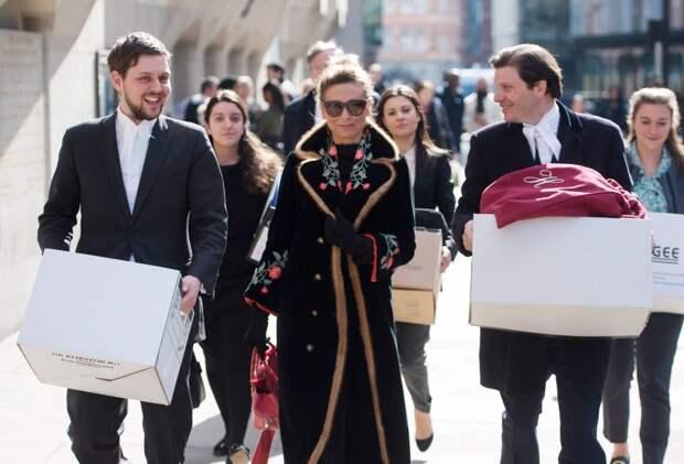 Рекордный иск: экс-жена миллиардера Ахмедова выиграла суд против сына