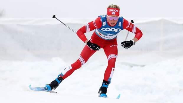Русская лыжница почти выиграла медаль ЧМ - помешали Америка и Швеция