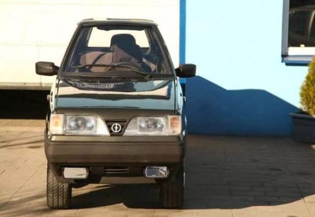 Польский автолюбитель построил авто, которому не страшны пробки