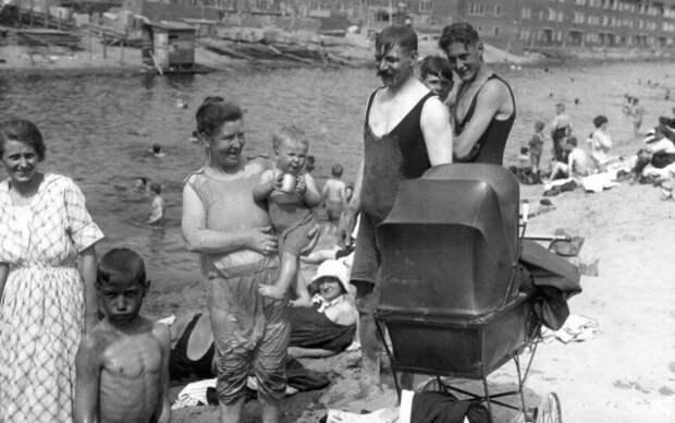 Интересные и забавные фотографии из прошлого
