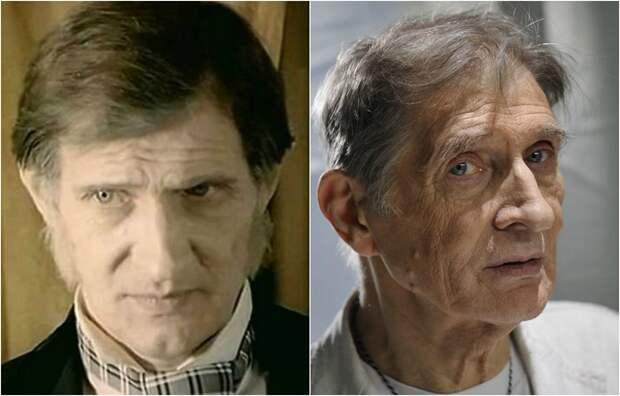 Режиссер фильма пригласил актера на роль не безупречного, но тонко чувствующего людей Юзича, который пытался выжить в законах петербургских трущоб.