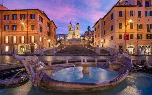В Риме и других городах в праздники введут жесткие ограничения / Фото: pixabay.com