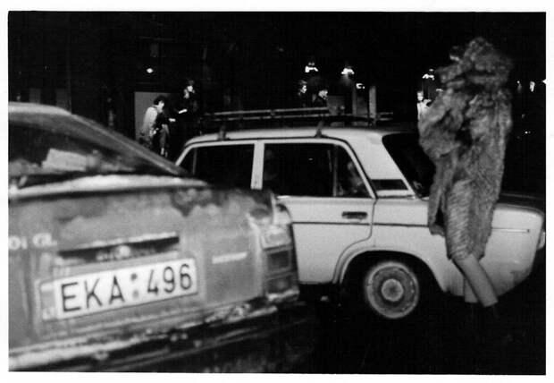 МОСКОВСКИЕ ПРОСТИТУТКИ СЕРЕДИНЫ 90-х