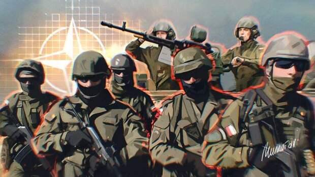 Новый план НАТО по «сдерживанию» Москвы поставит точку в отношениях РФ и Альянса