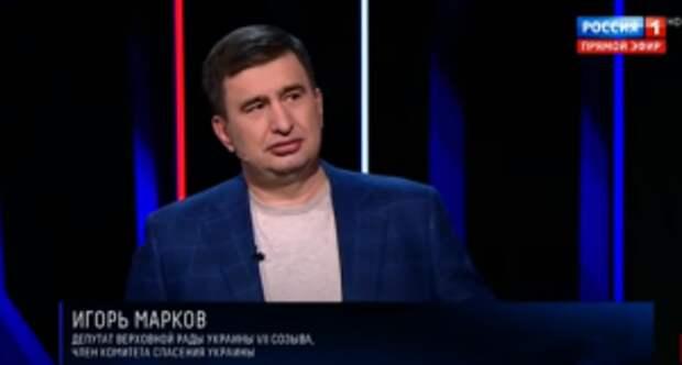 «Запад не заинтересован в успехе клоуна Зеленского». Игорь Марков пояснил, почему Украина обречена