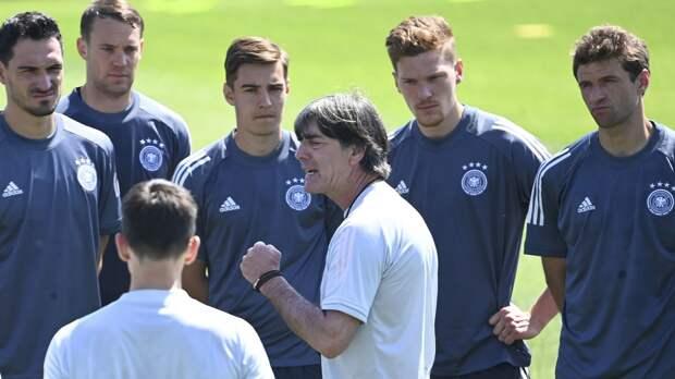 Сборная Германии обыграла Португалию на групповом этапе Евро-2020