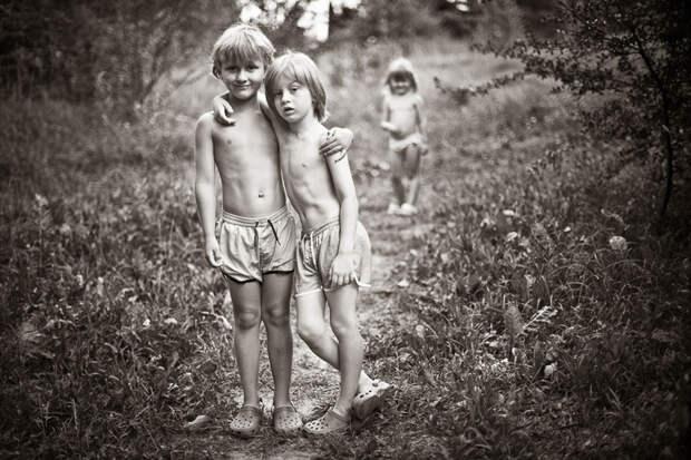 Вот оно какое наше лето! Пост ностальгии по летним каникулам в деревне у бабушки деревня, детство, лето, ссср