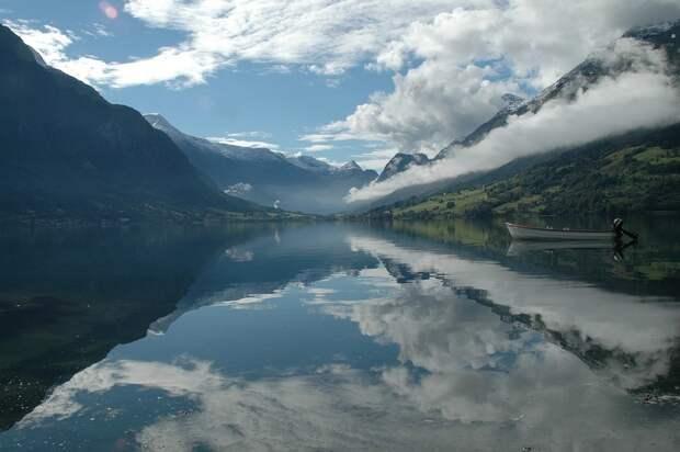 fjords42 Самые красивые фьорды Норвегии
