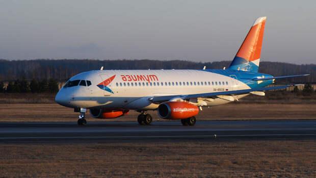 Россия создаст импортозамещенную версию самолета SSJ100