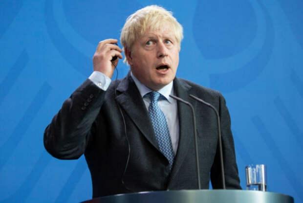 Борис Джонсон назвал «коронакризис» кошмаром, шоком и катастрофой для Британии