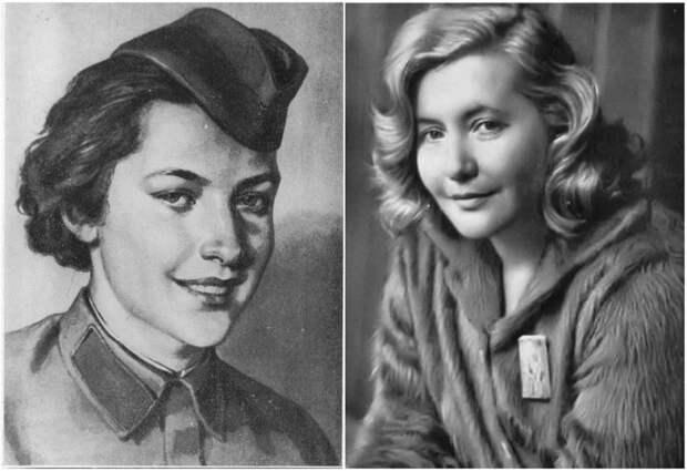 Юлия Друнина - советская поэтесса-фронтовичка
